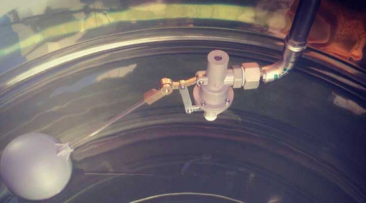 水塔進水閥-ABS材質堅固耐久, 專業水電師傅必用