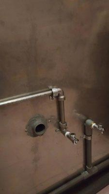 熱水管漏水處理-透過物流買到山川接頭