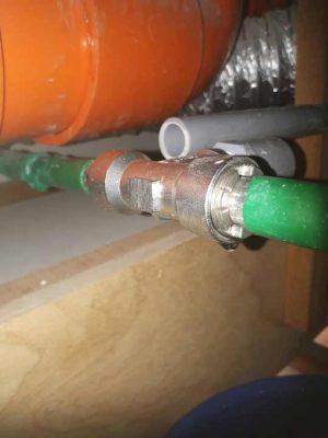 熱水管漏水維修-山川接頭-輥溝-時機和目的
