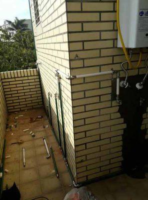 熱水管漏水維修-山川接頭簡單方便18