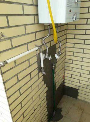 熱水管漏水維修-山川接頭簡單方便19