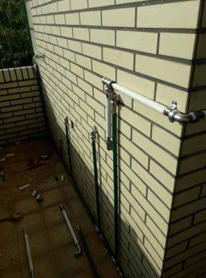 熱水管漏水維修-山川接頭簡單方便20