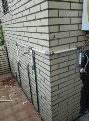 熱水管漏水維修