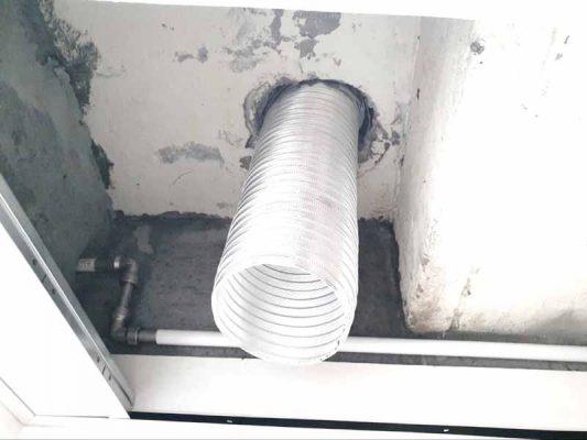山川接頭-不銹鋼壓接管-瓦斯管配置6
