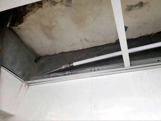 山川接頭-不銹鋼壓接管-瓦斯管配置2